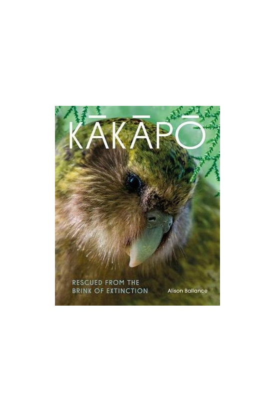 Kakapo: Rescued From The Brink...