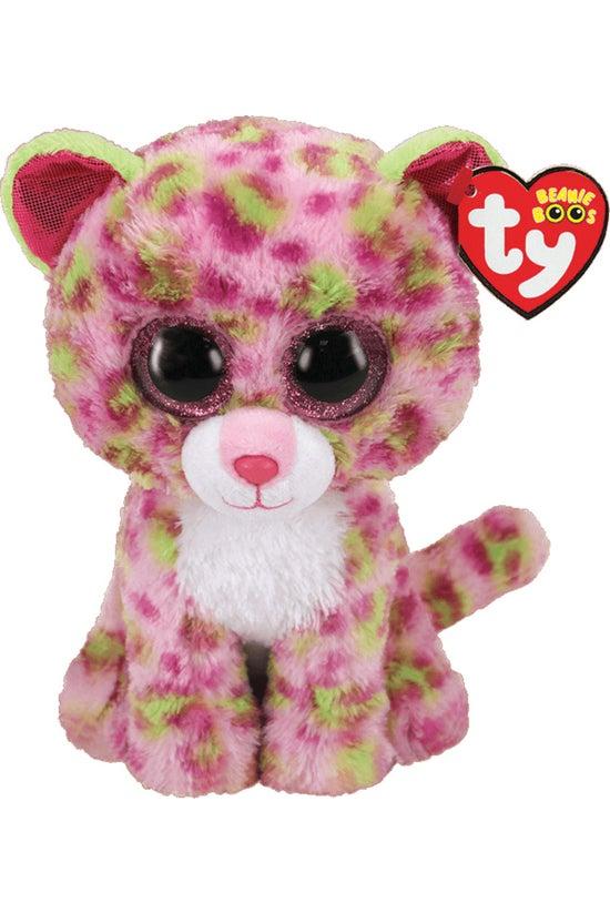 Ty Beanie Boo Lainey Leopard M...