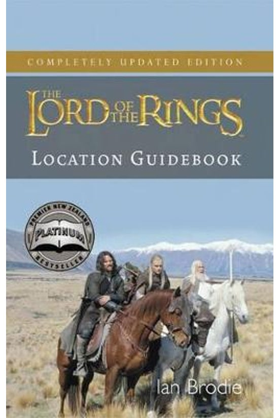 Lord Of The Rings Location Gui...