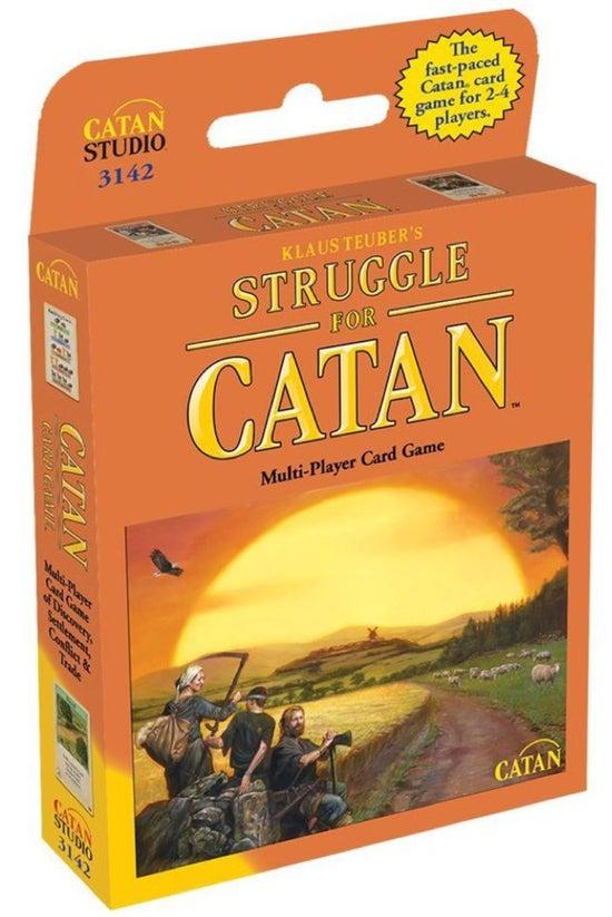 Struggle For Catan Card Game