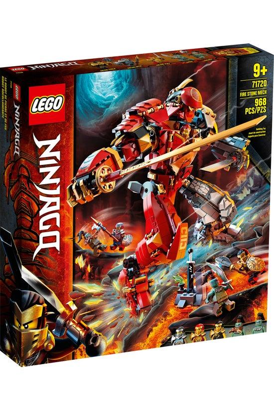 Lego Ninjago: Fire Stone Mech ...