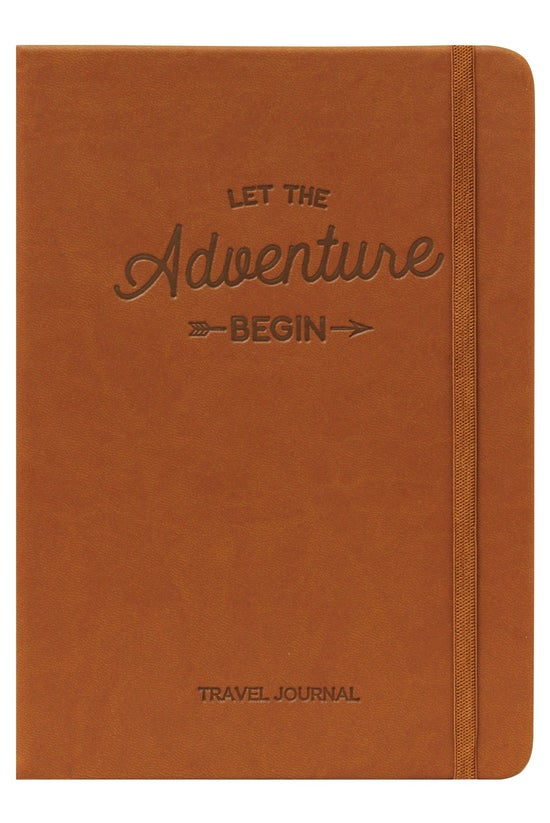 Noted A5 Travel Journal Let Th...
