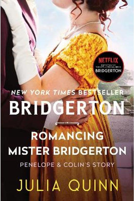 Bridgertons #04: Romancing Mis...