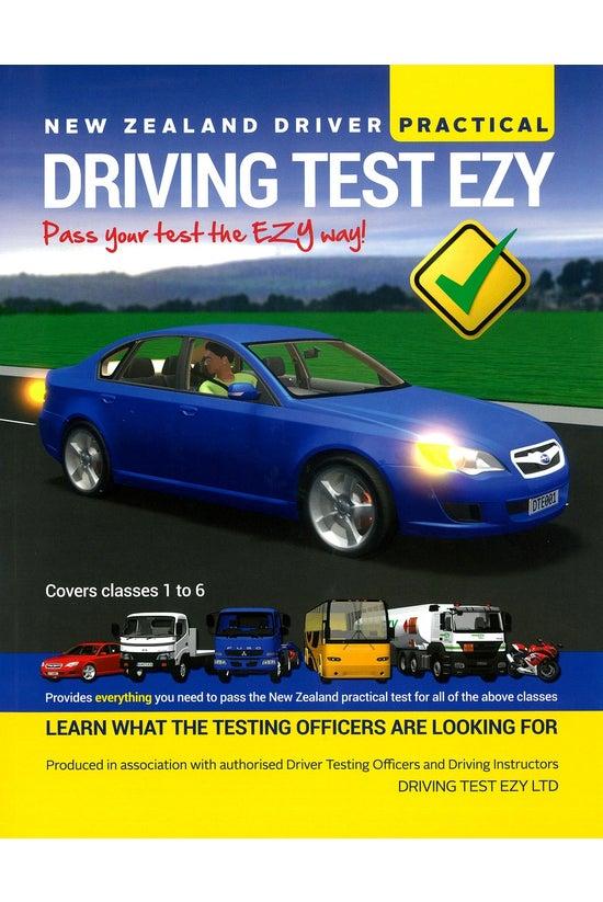 Nz Driving Test Ezy: Practical