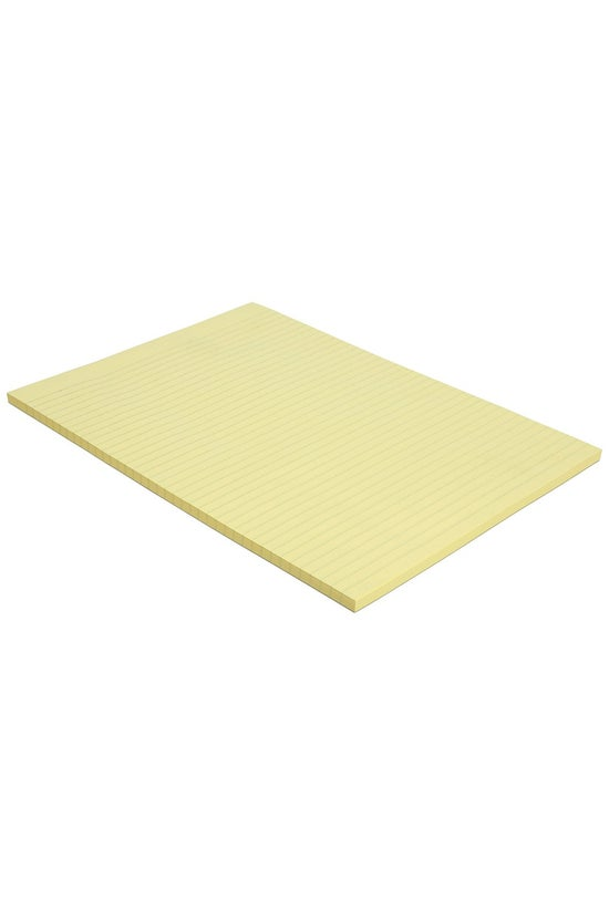 Olympic Topless Pad A4 Yellow ...