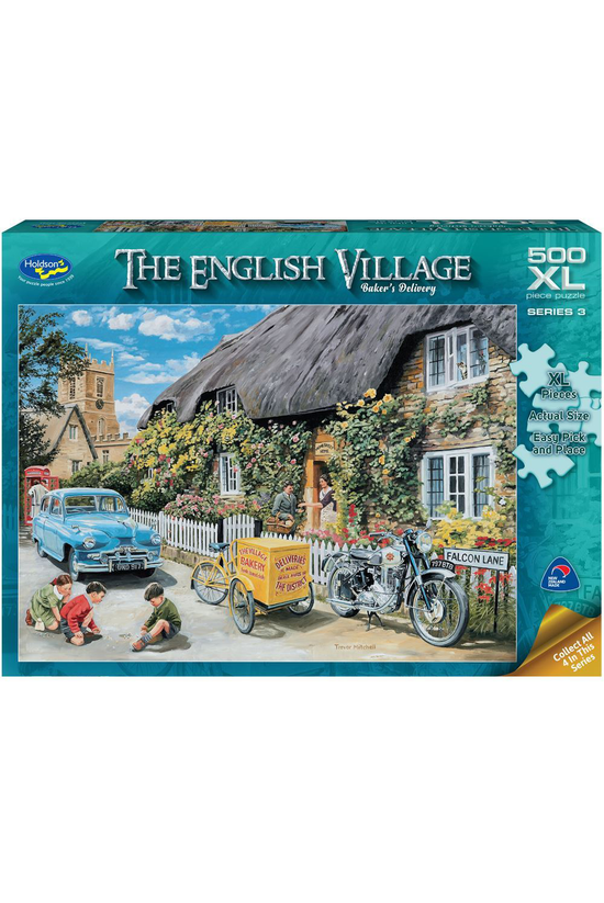 The English Village Series 3 5...