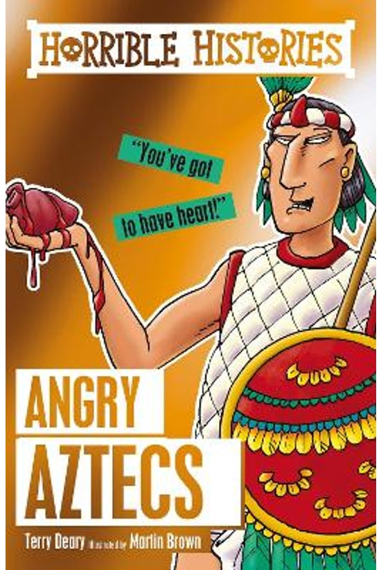 Horrible Histories: Angry Azte...