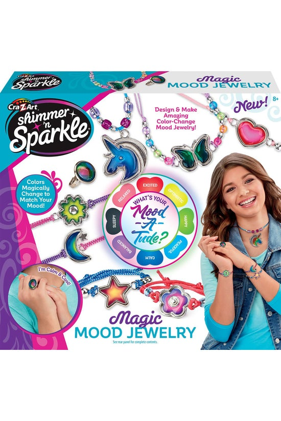 Shimmer 'n Sparkle Mood Jewell...