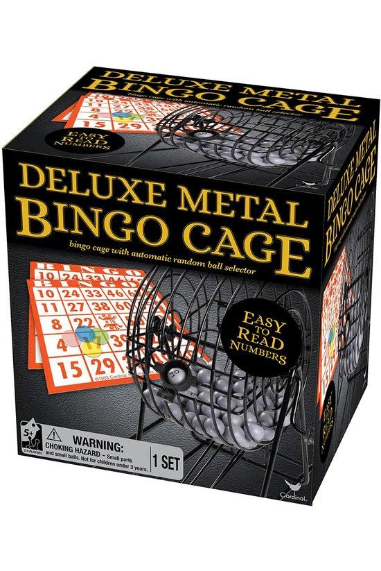 Classic Games: Deluxe Bingo Ca...
