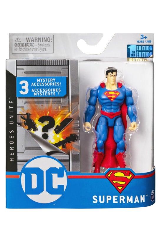 Dc Universe Superheroes 10cm A...