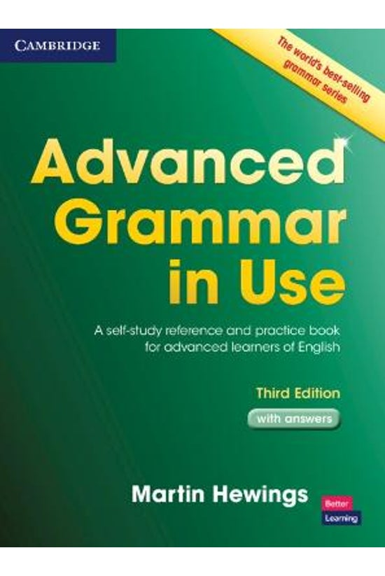 Advanced Grammar In Use With A...