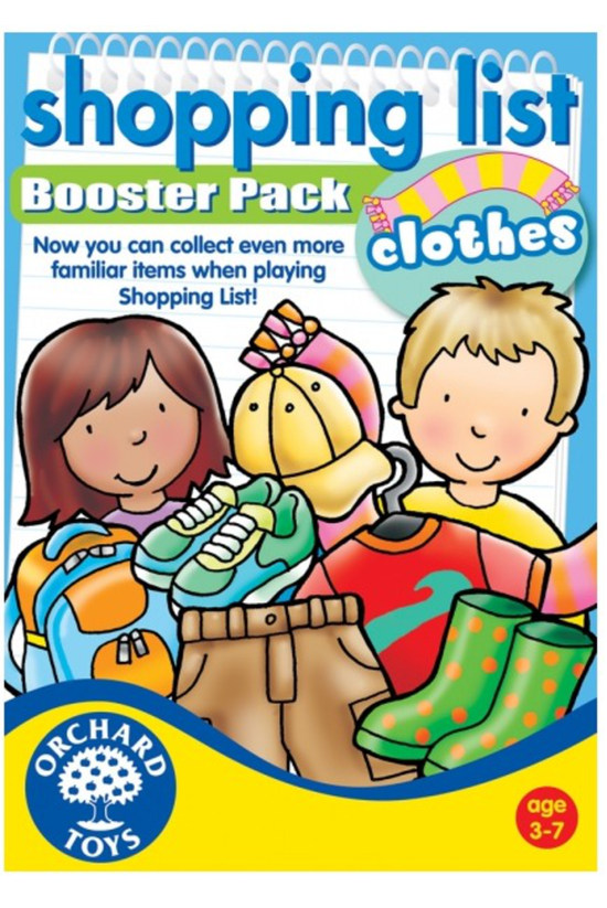 Orchard Toys: Shopping List Bo...