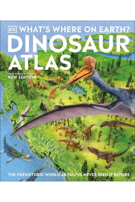 What's Where On Earth? Dinosau...
