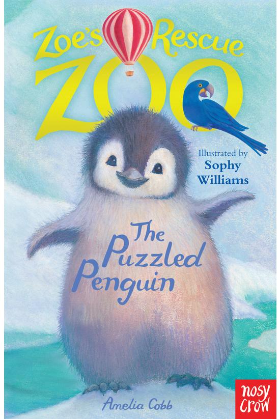 Zoe's Rescue Zoo #02: The Puzz...