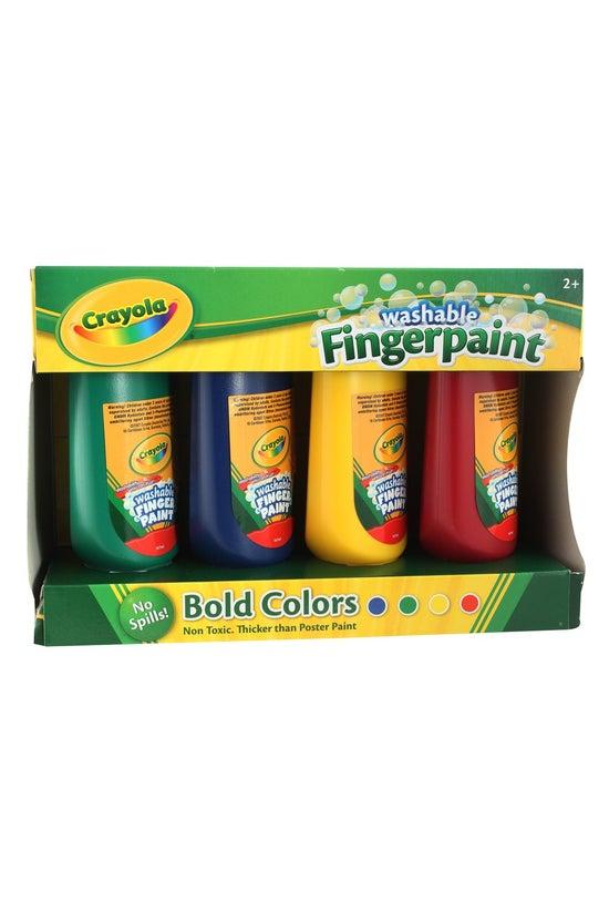 Crayola Washable Fingerpaints ...