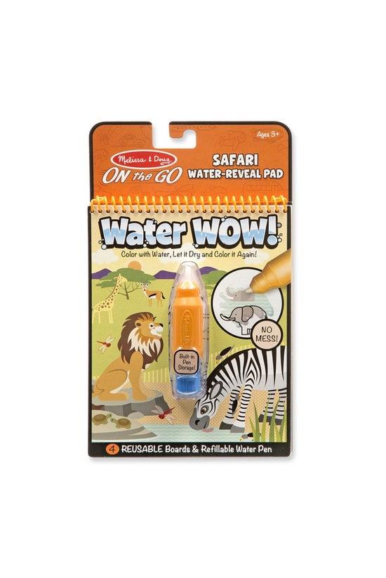 Water Wow! Safari Set