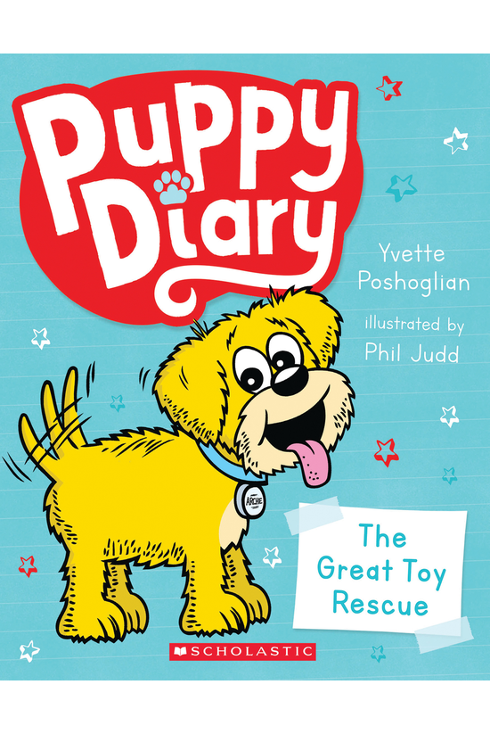 Puppy Diary #1: The Great Toy ...