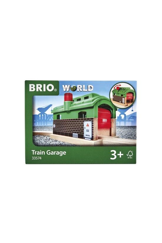 Brio World: Train Garage