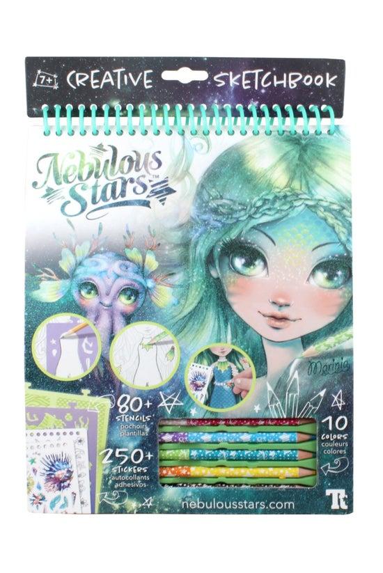 Nebulous Stars: Marinia Sketch...