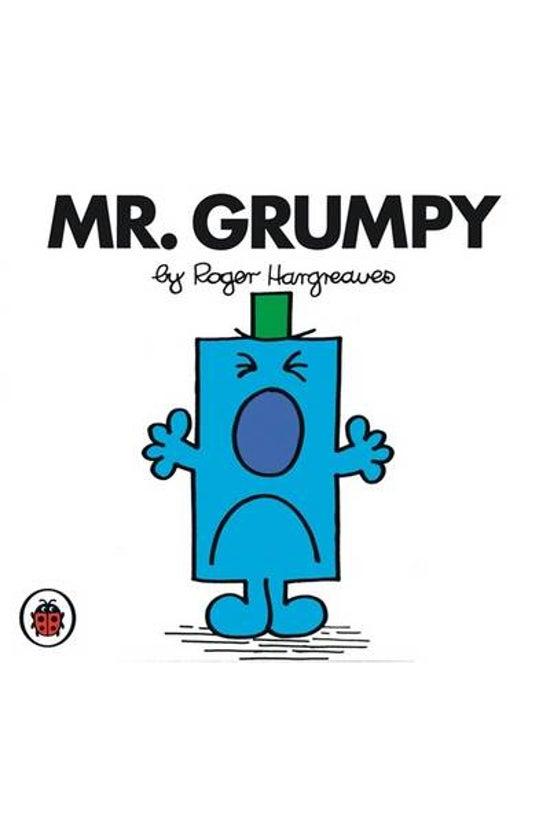 Mr Grumpy V27: Mr Men And Litt...