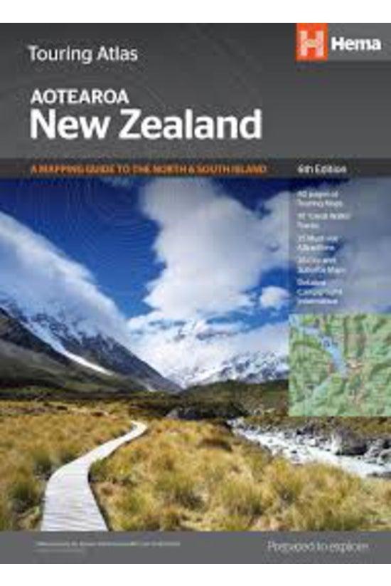 New Zealand Touring Atlas (6th...