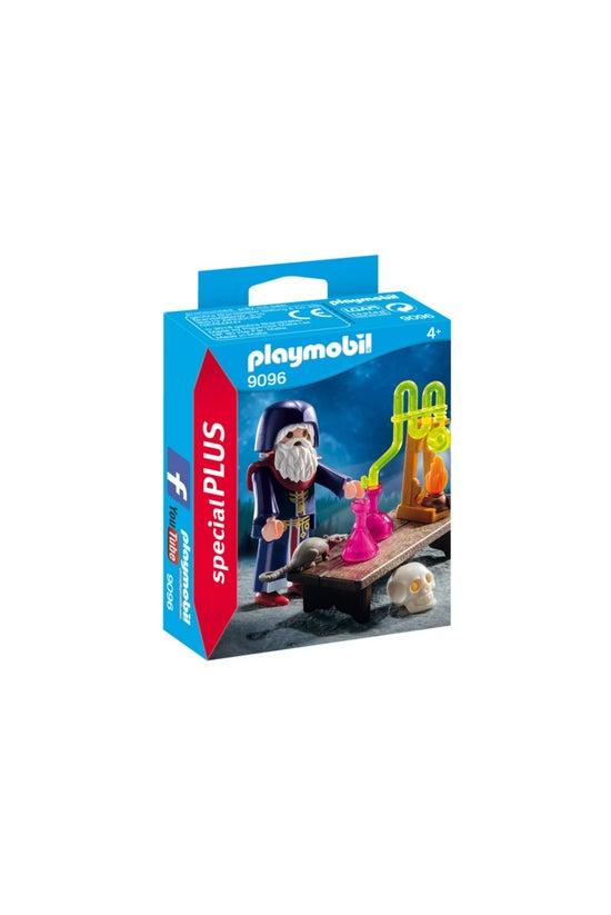 Playmobil Alchemist With Potio...