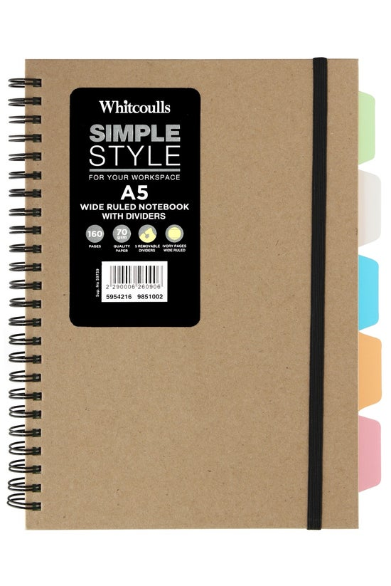 Whitcoulls Simple Style Kraft ...