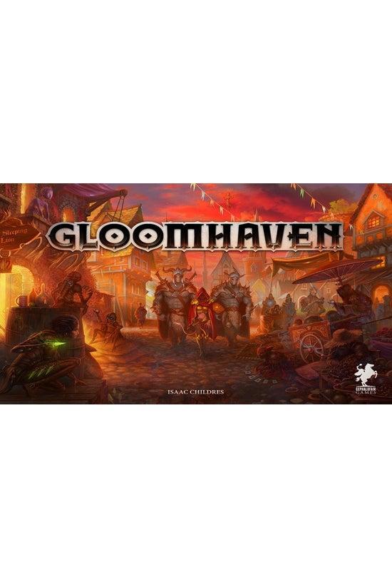 Gloomhaven Game
