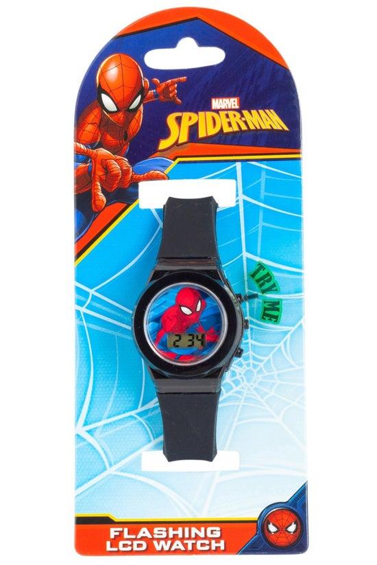 Spider-man Digital Flashing Lc...