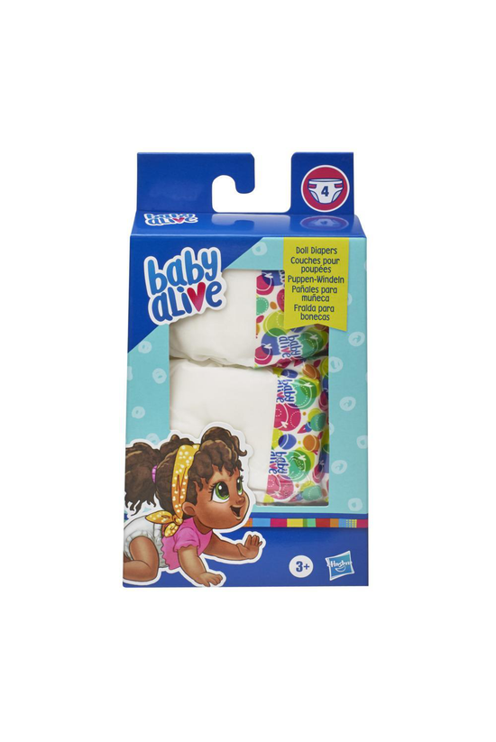 Baby Alive Doll Diaper Refill