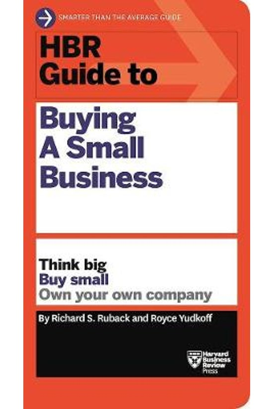 Hbr Guide To Buying A Small Bu...