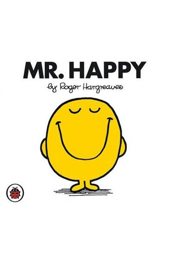 Mr Happy V3: Mr Men And Little...