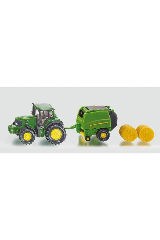 1665: Siku John Deere Tractor ...