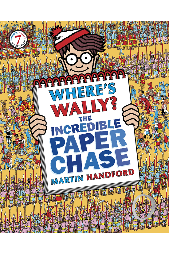 Where's Wally? #07: The Incred...