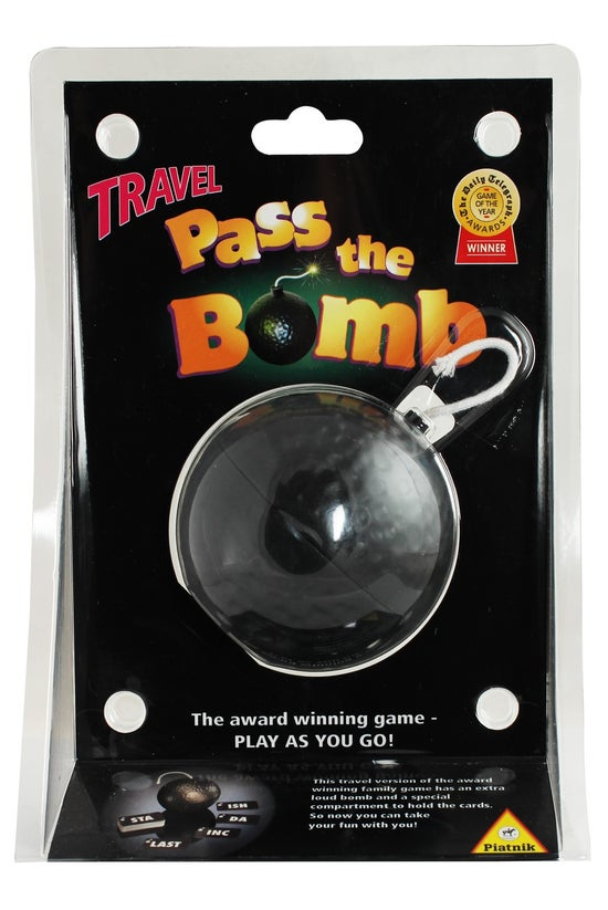 Pass The Bomb Travel Game