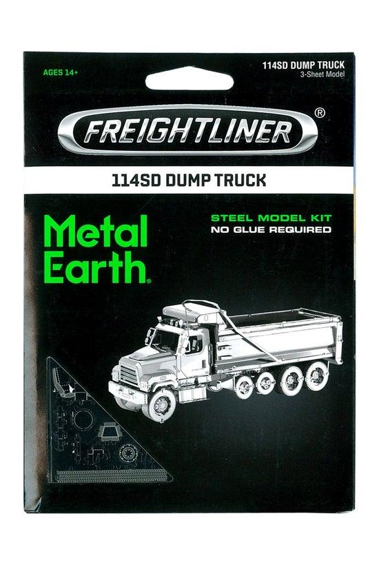Metal Earth Freightliner Dump ...