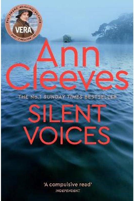 Vera Stanhope #04: Silent Voic...