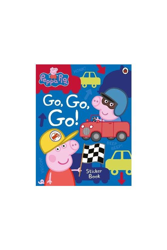Peppa Pig: Go, Go, Go!: Vehicl...