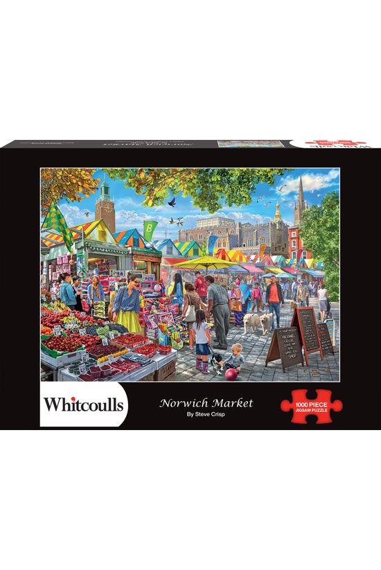 Whitcoulls 1000 Piece Jigsaw N...