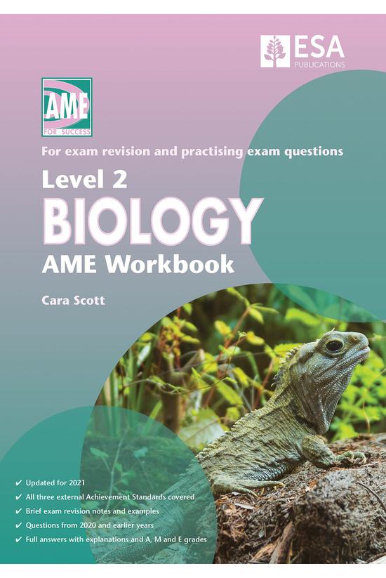 Ncea Level 2 Biology Ame Workb...
