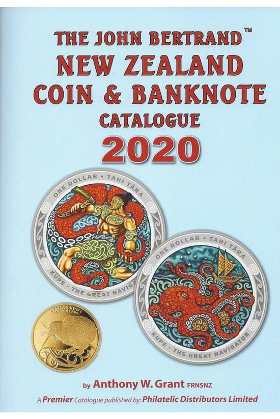John Bertrand New Zealand Coin...
