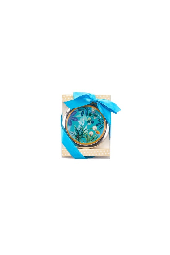 Blue Forest Compact Mirror