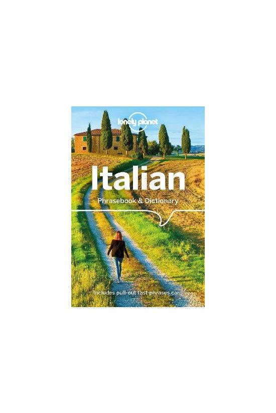 Lonely Planet Italian Phrasebo...