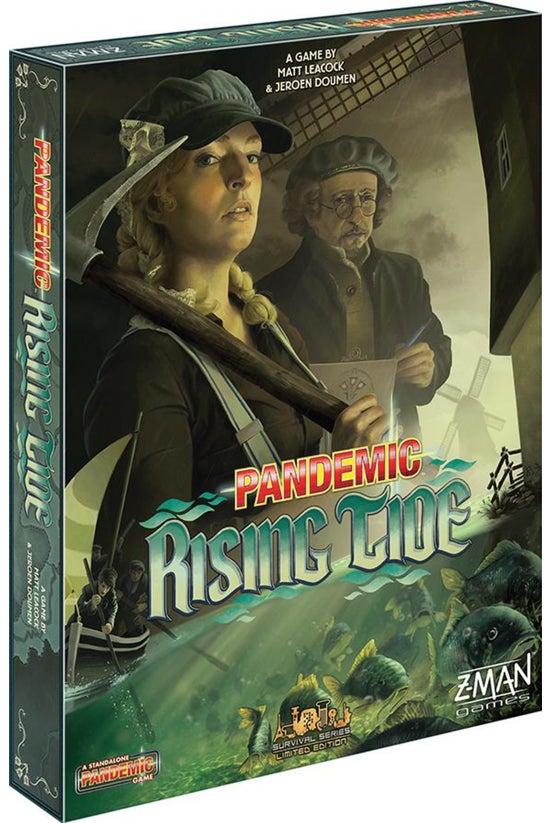 Pandemic Rising Tide Game