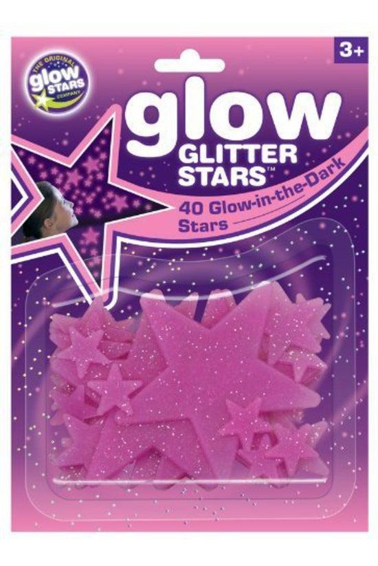 Glow Stars Glow Glitter Stars ...