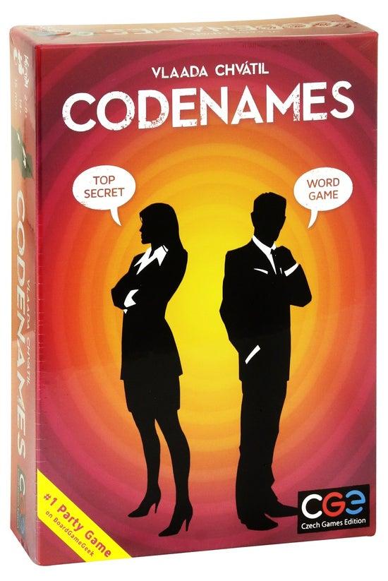 Codenames Game