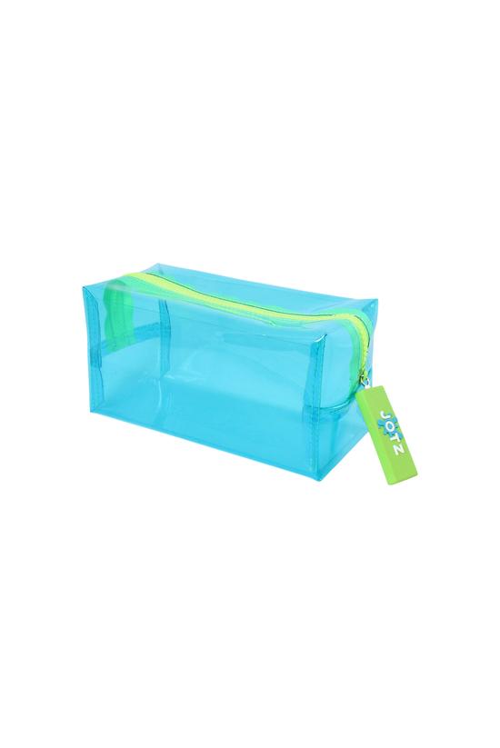 Jotz Neon Pvc Cube Pencil Case...