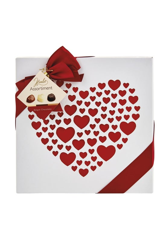 Hamlet Chocolate Pralines Box ...