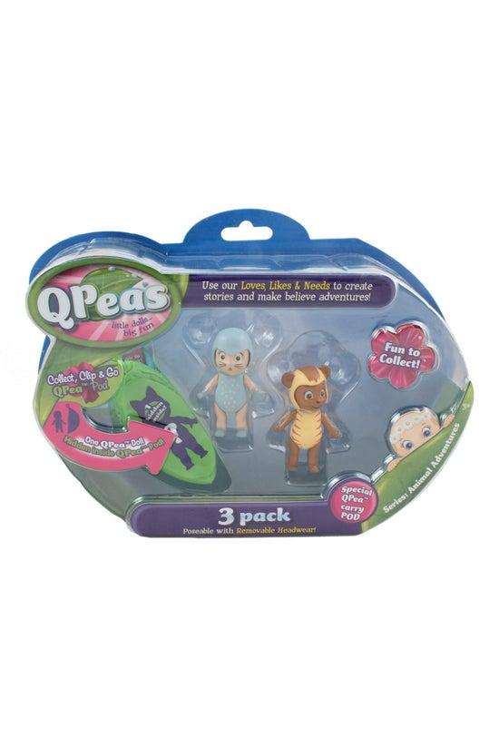 Qpeas Animals Adventures Serie...