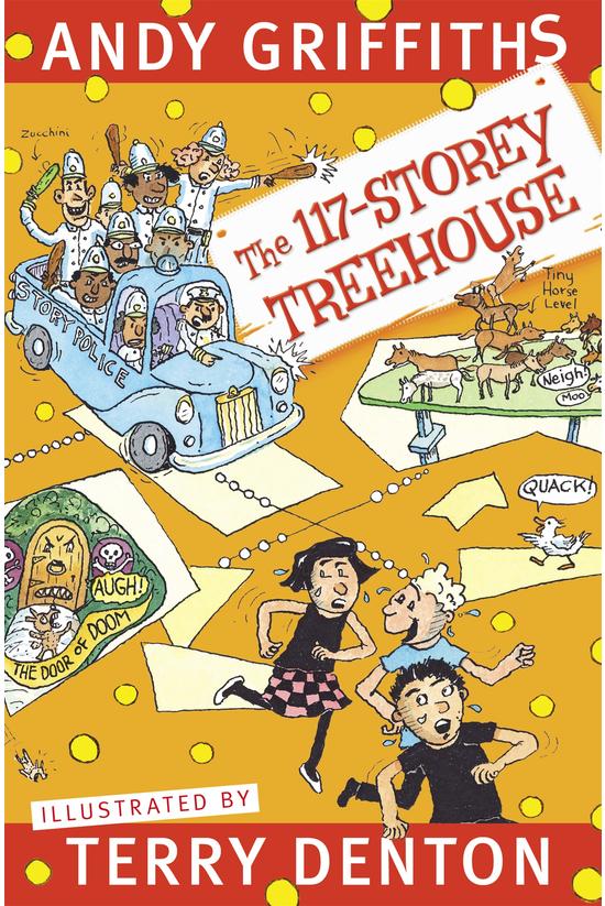 Treehouse #09: 117 Storey Tree...